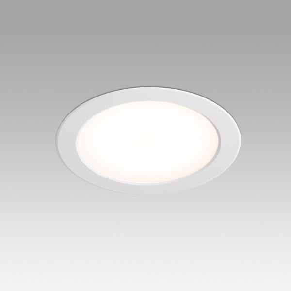 Empotrable Downlight Ted Faro LED Ø18cm