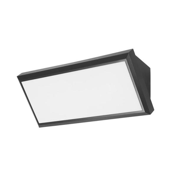 Aplique exterior Samper Forlight - Negro luz LED